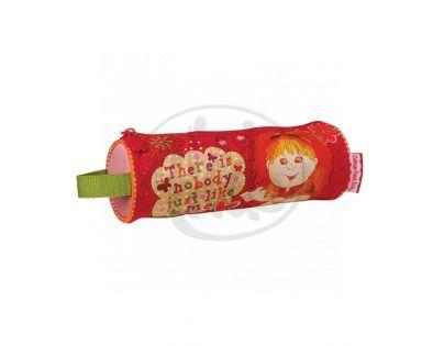 Sun Ce Cabbage Patch Kids Kulatý penál - červený