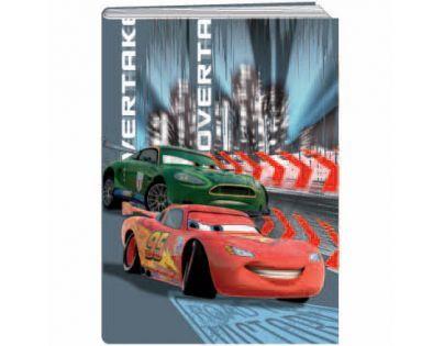 Sun Ce Disney Cars Školní sešit s obalem