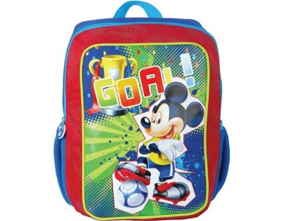 Sun Ce Disney Mickey Junior batoh hranatý - fotbal