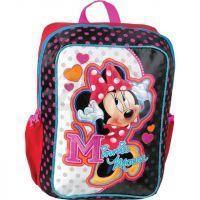 Sun Ce Disney Minnie Junior batoh hranatý - puntík