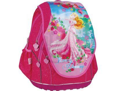 Sun Ce Disney Princezny Anatomický školní batoh - Růženka