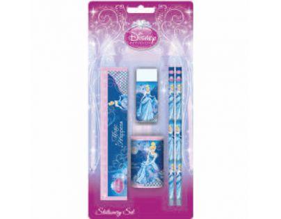 Sun Ce Disney Princess Sada školních potřeb - Popelka
