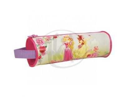Sun Ce Disney Princezny Kulatý penál - Růženka, Bella
