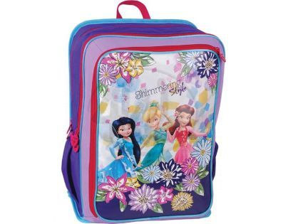 Sun Ce Disney víla Zvonilka E.V.A.  Školní batoh