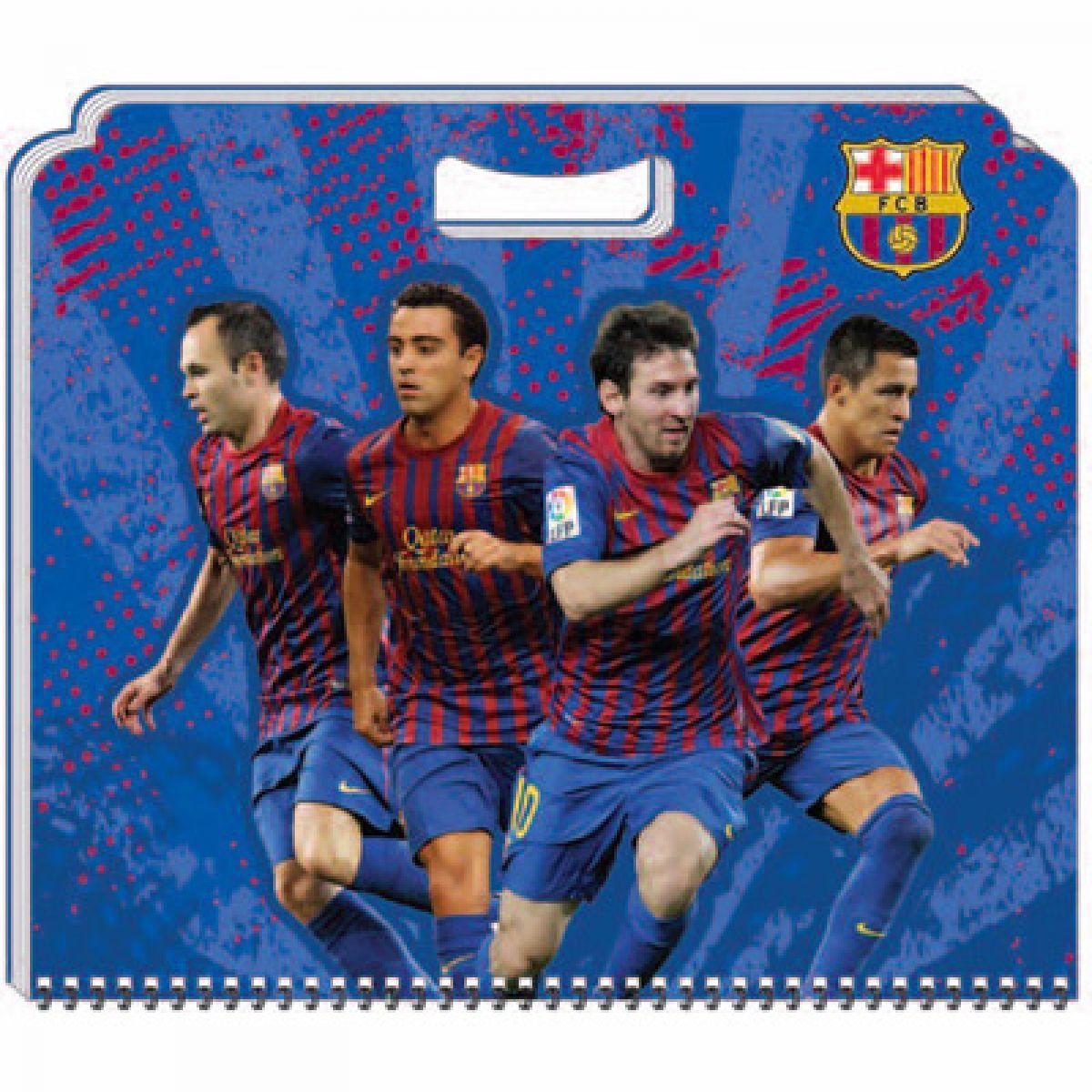 Sun Ce FC Barcelona Skicák velký