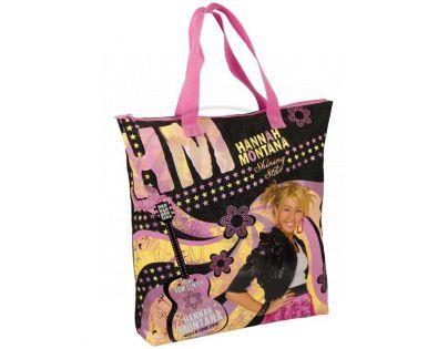 Sun Ce Hannah Montana Nákupní taška - růžová ucha