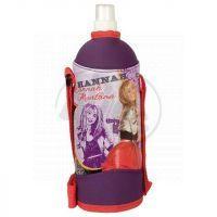 Sun Ce Hannah Montana Láhev v obalu - fialová
