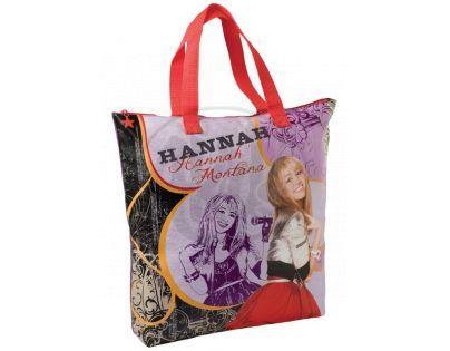 Sun Ce Hannah Montana Nákupní taška - červená ucha