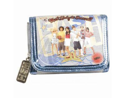 Sun Ce High School Musical Peněženka - stříbrná