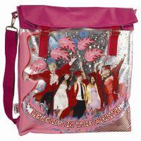 Sun Ce High School Musical Taška přes rameno - růžová