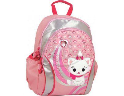 Sun Ce Kočička Marie Junior batoh - růžový