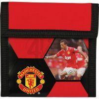 Sun Ce Manchester United Peněženka s chlopní