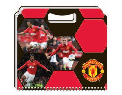 Sun Ce Manchester United Skicák menší (15 listů)