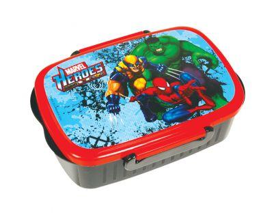 Sun Ce Marvel Heroes Box na svačinu