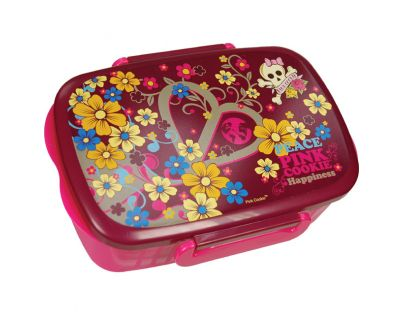 Sun Ce Pink Cookie Box na svačinu