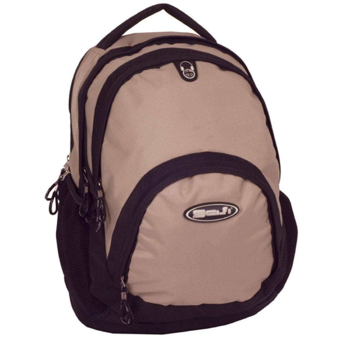 Sun Ce Sci-fI Studentský batoh na notebook - růžový