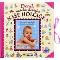 Sun Deník naše děťátko - Naše holčička
