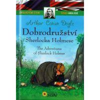 Sun Dvojjazyčné čtení Česko-Anglické Dobrodružství Sherlocka Holmese