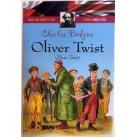 Sun Dvojjazyčné čtení Česko-Anglické Oliver Twist