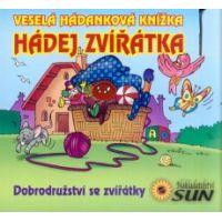 SUN Hádej zvířátka - Dobrodružství