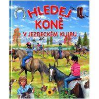 Nakladatelství Sun Hledej koně v jezdeckém klubu