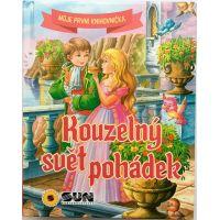 Sun kniha Kouzelný svět pohádek