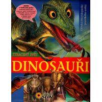 Sun kniha Ztracený svět Dinosauři
