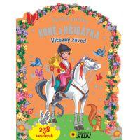Nakladatelství Sun Koně a hříbátka - Vítězný závod