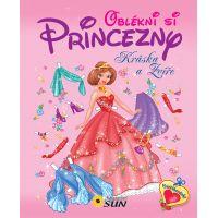 SUN 0130383 - Oblékni si princezny Kráska a Zvíře