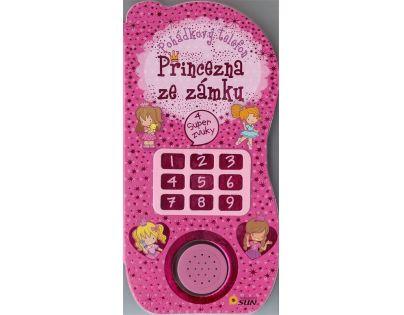 Sun Pohádkový telefon Princezna ze zámku