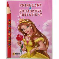 Sun Princezny a pohádkové postavičky