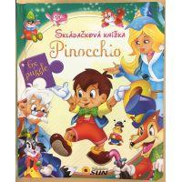 Sun Skládačková knížka Pinocchio