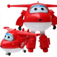 Super Wings Transformující se Jett