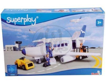 Superplay letadlo s příslušenstvím Simba