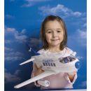 Superplay letadlo s příslušenstvím Simba 4