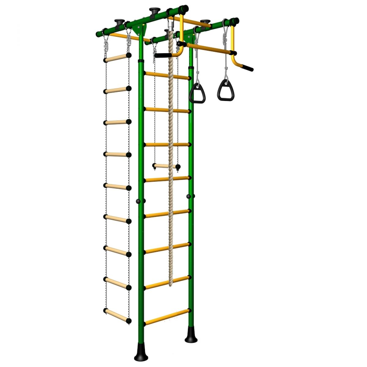 Sestava prolézačka DRAGON rozpěrná - zelená