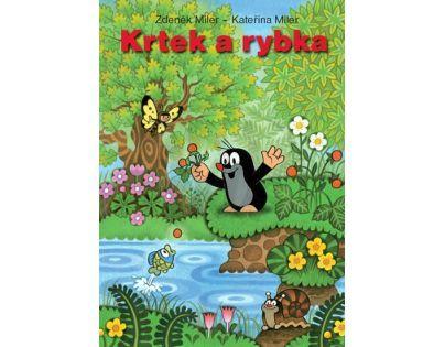Svatojánek Kniha - Krtek a rybka