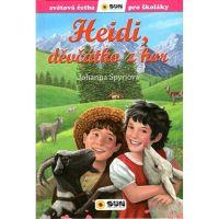 Sun Světová četba pro školáky Heidi