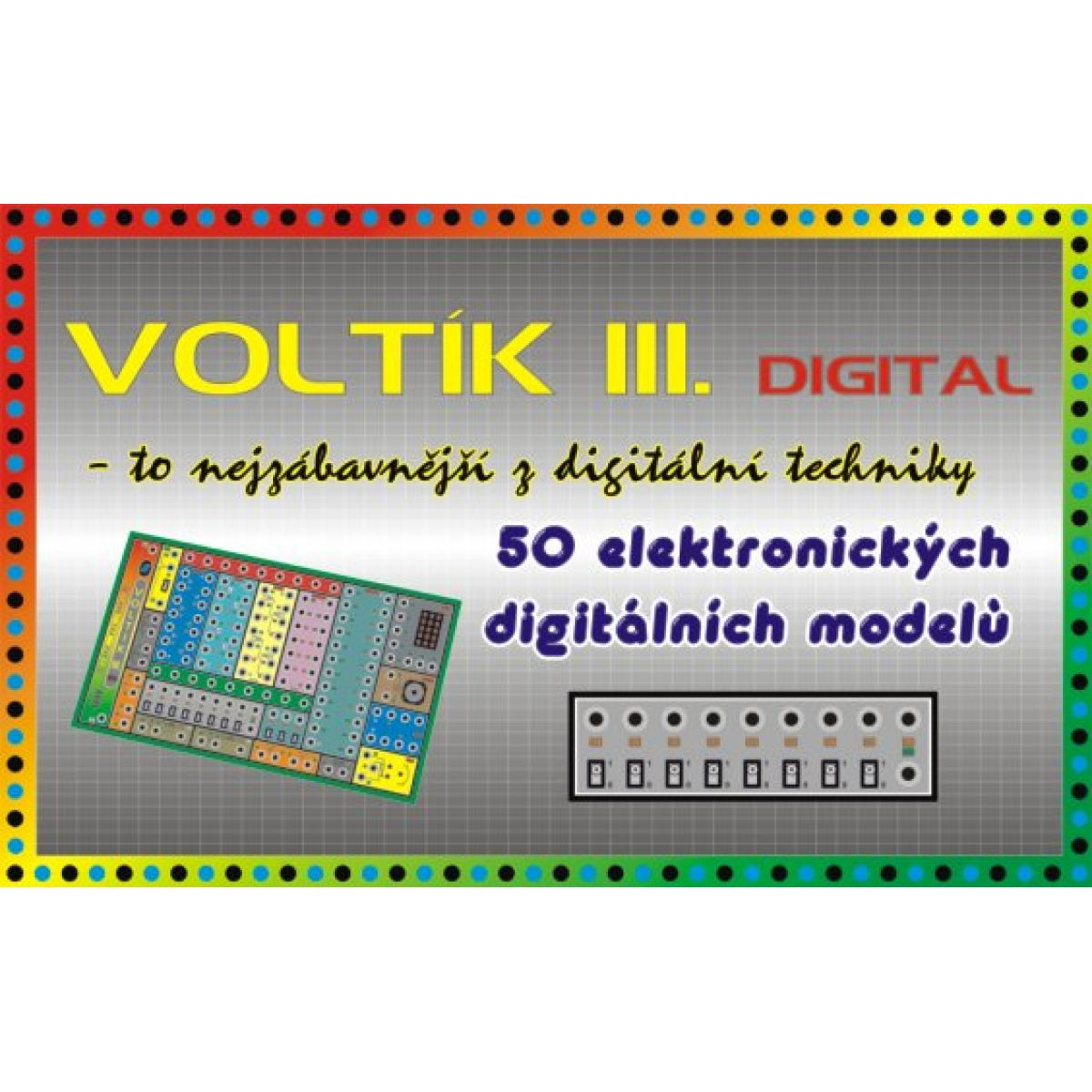 Voltík 34650078 - Voltík III