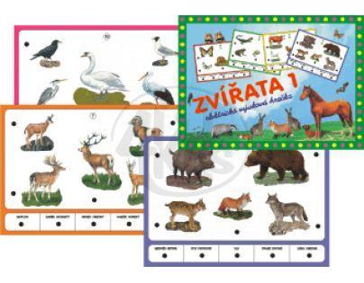 Voltík 34650030 - Zvířata 1
