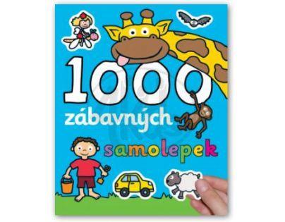 1000 zábavných samolepek Svojtka