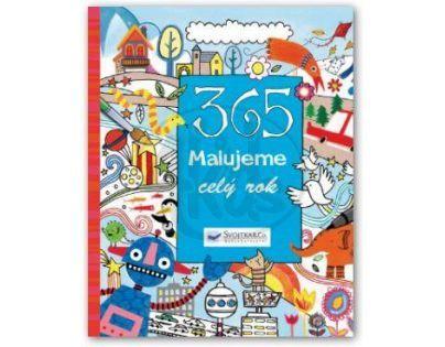 365 Malujeme celý rok - Watt, Fiona (SVOJTKA & Co 0106267)