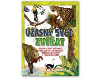 Svojtka Úžasný svět zvířat Encyklopedie