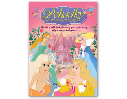 SVOJTKA & Co 0116077 - Pohádky pro malé princezny