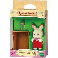 Sylvanian Families Baby Chocolate králík 2