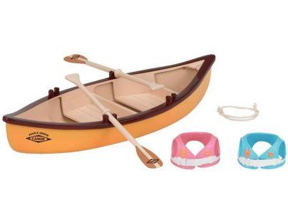 Sylvanian families Canoe set