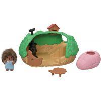 Sylvanian Families Domeček pro ježky