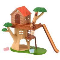Sylvanian families  Dům na stromě 2