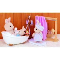 Sylvanian Families Koupelna a příslušenství 2