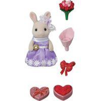 Sylvanian Families Město králík s květinovými dary